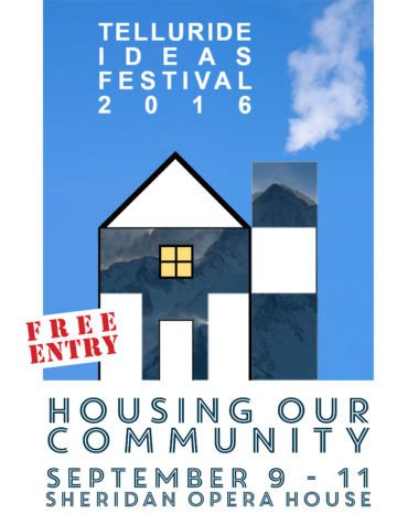 """Housing Our Community"" 2016 Ideas Festival"