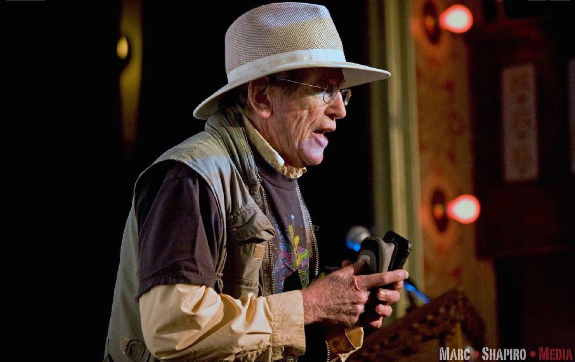 Gary Lincoff, Mushroom's Wise and Wild Elder, Passes