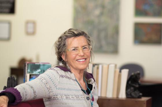 Guest Gourds with poet Claire Blotter, April 19-24, 2018