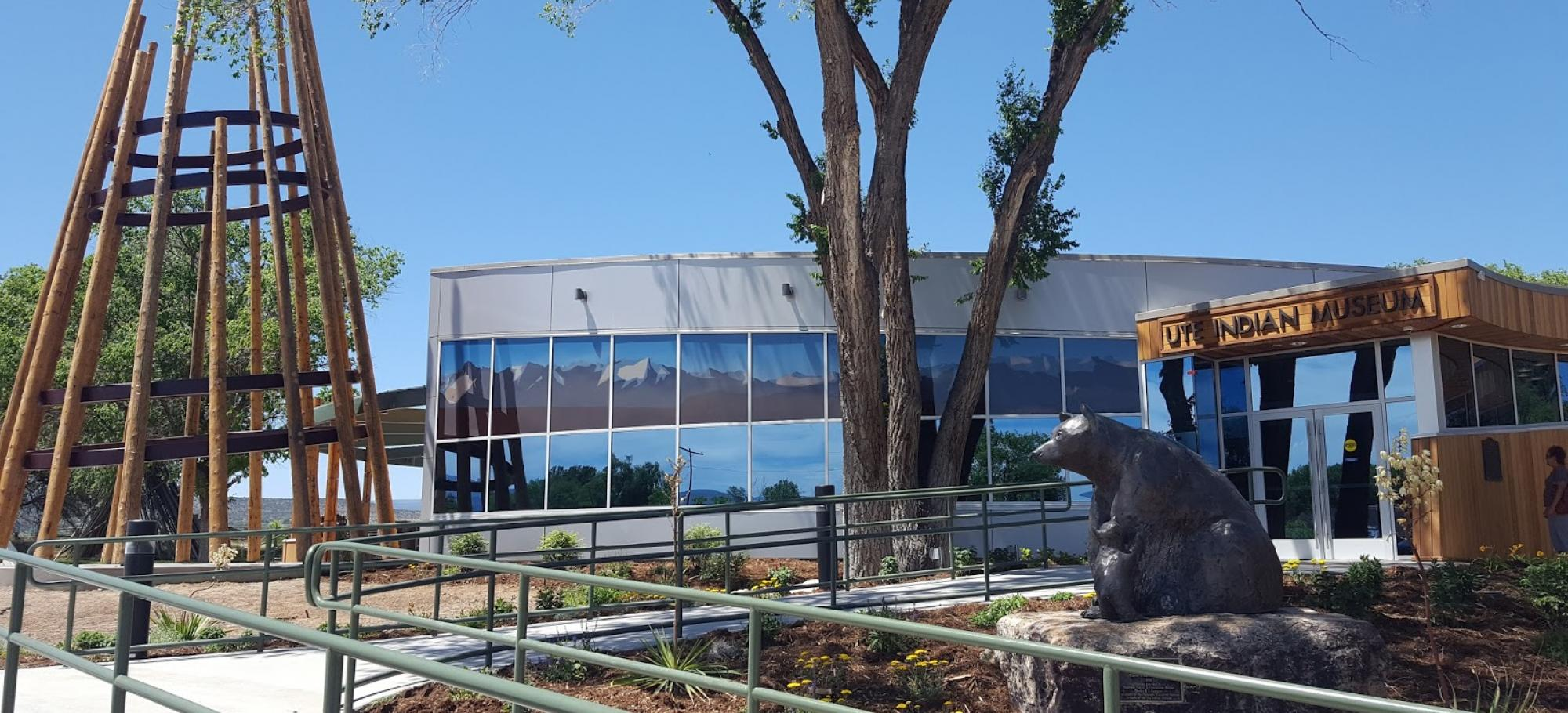 Welcome Our New Friends: Ute Indian Museum in Montrose