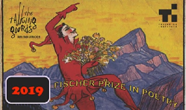 Two Literary Prizes Open: Fischer Prize & Cantor Prize, Submit by May 1st