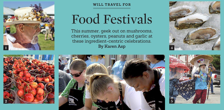 Telluride Mushroom Fest Featured in 'Eating Well'