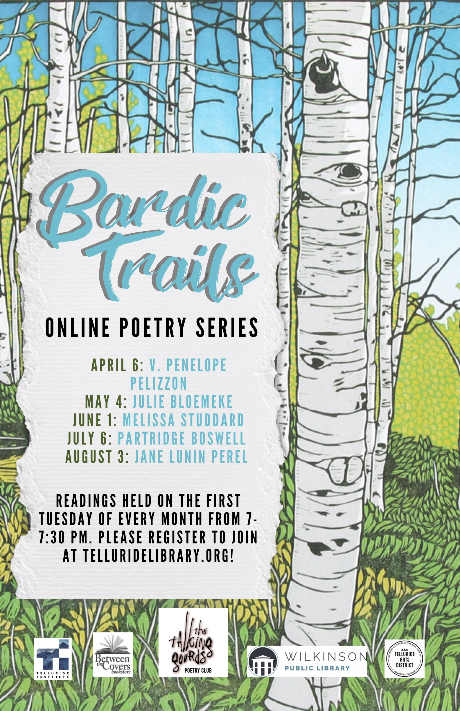 April Bardic Trails Features Fischer Prize Runner Up V. Penelope Pelizzon