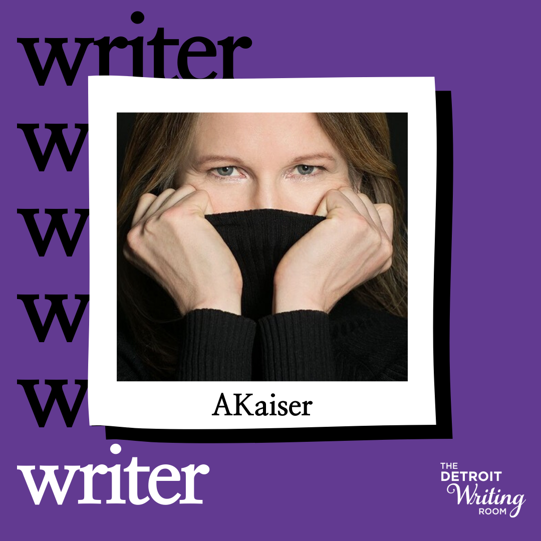 Detroit Writing Room Awards Open & Writer Wednesday Features Fischer Prize Finalist A. Kaiser