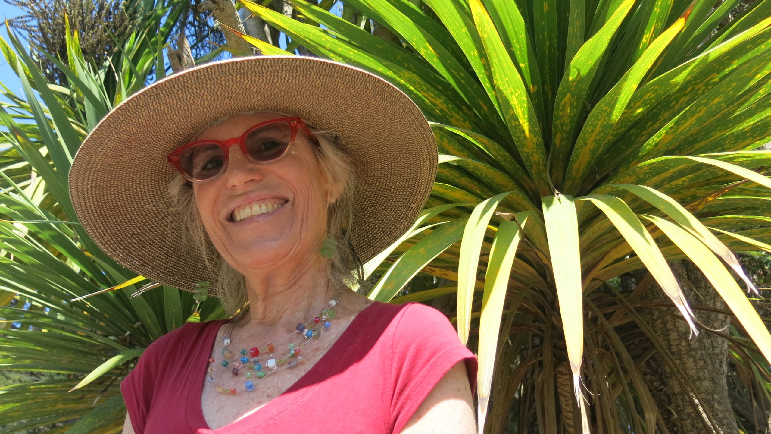 Claire Blotter Performs in August Bardic Trails Zoom Poetry Series
